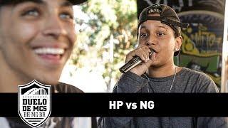 HP vs NG (Semifinal) - Seletivas MG Duelo de MCs Nacional - 10/09/17
