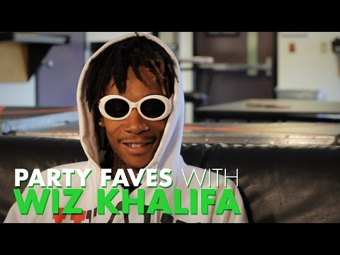 Wiz Khalifa Loves Smoking Weed With His Mom - Party Faves