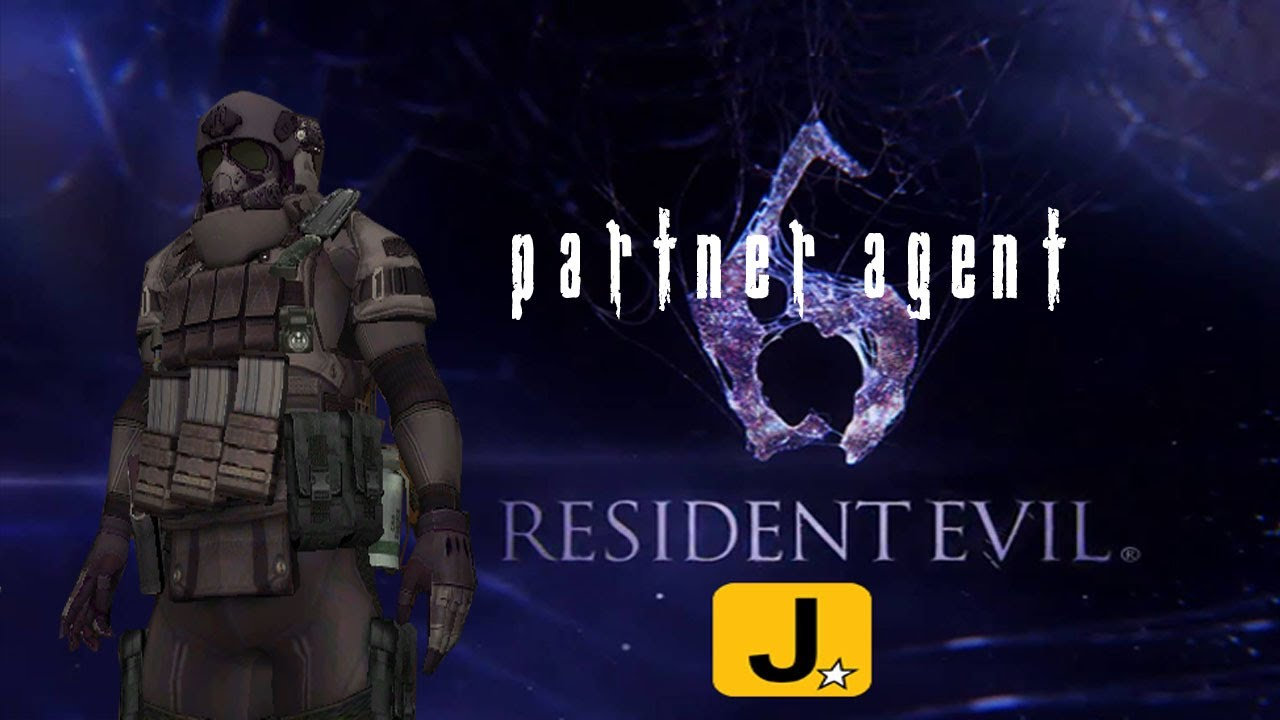 Gta San Andreas Wallpaper Hd Partner Agent Resident Evil 6 Skin Gta San Andreas Mod