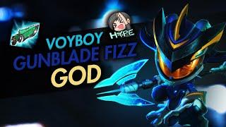 Voyboy: GUNBLADE FIZZ GOD