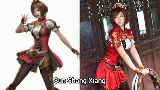 Dynasty Warriors Characters Real Life