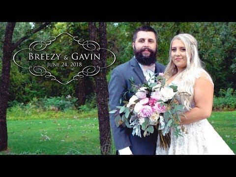 Breezy + Gavin / Wedding / June 24, 2018 / Blanchard, OK