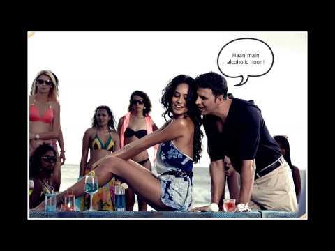 Alcoholic - Yo Yo Honey Singh Remix - Dj Aqeel & Dj Rishabh - The Shaukeens - Akshay Kumar