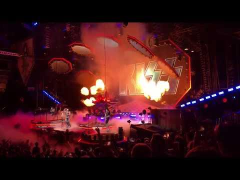 KISS Detroit Rock City Live – Brooklyn New York 8-20-2019