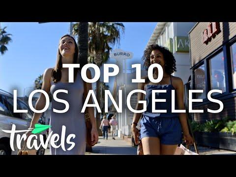 Top 10 Reasons to Visit Los Angeles in 2021