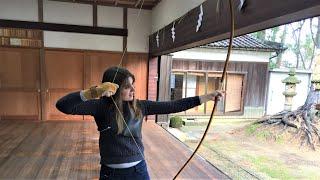The Kyudo Martial Art Experience