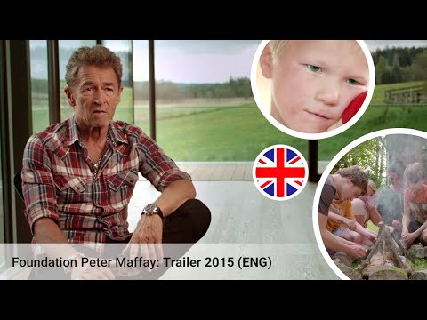 Foundation Peter Maffay: Trailer 2015 (ENG)