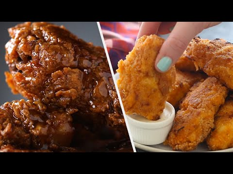5 Best Fried Chicken Recipes • Tasty