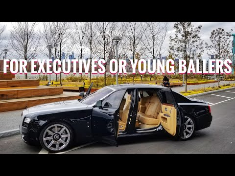 The Rolls Royce Ghost From A Young Guy Perspective