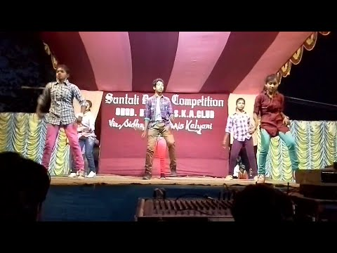 SANTALI DANCE COMPETITION 2015 || SANTALI MIX SONG || NEW SANTALI SONG 2015[HD]