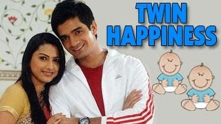 TWIN HAPPINESS for Rashi and Jigar in Saath Nibhana Saathiya 19th March 2013