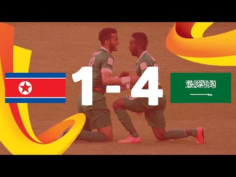 DPR Korea vs Saudi Arabia: AFC Asian Cup Australia 2015 (Match 11)