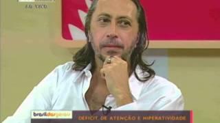 Transtorno de Déficit de Atenção e Hiperatividade - Brasil das Gerais - Parte 1