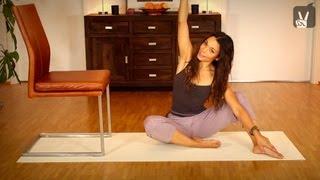 Yoga Fit in 5...: Die besten Übungen gegen Schlafstörungen