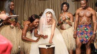 Необычные свадебные традиции мира, интересное