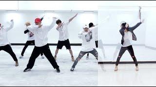 Video [XTINE] BTS (방탄소년단) - 'FIRE' (FULL Dance Cover) (with Practice Video) download MP3, 3GP, MP4, WEBM, AVI, FLV Juni 2018