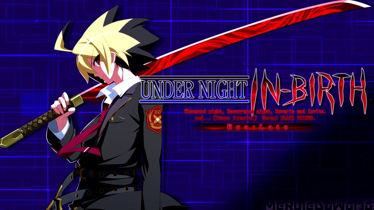 Under Night In-Birth ost - Scraper Sky High (Hyde's Theme)