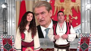 "Sali Berisha ""Vehbi & Fjolla Berisha"""