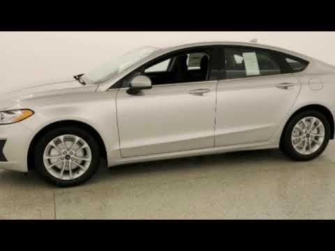 New 2019 Ford Fusion Kansas City Olathe, KS #19C19
