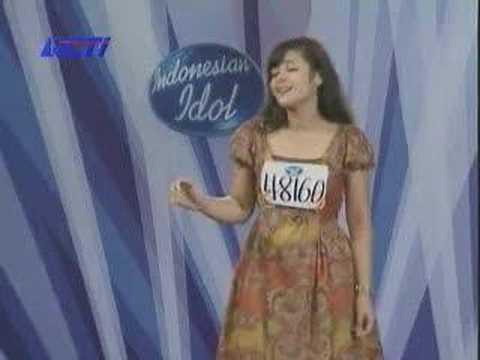 Indonesian Idol 4 - Priska Paramitha