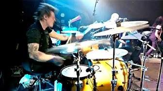Ossi Sivula One Desire Drumcam 'Hurt' - 13.4.2017 Pakkahuone,Tampere,Finland