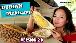 Cover images Durian Mukbang!
