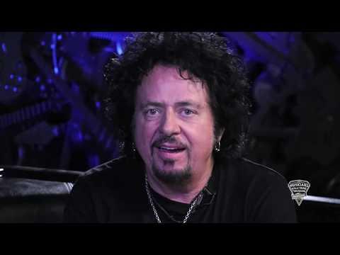 Steve Lukather Tells the Funny Story of Recording Beat It with Michael Jackson & Eddie Van Halen