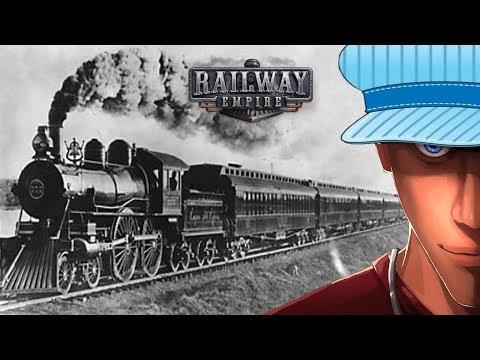 Railway Empire Chapter 3 part 3 Toledo to Omaha 100 Passengers | Let's Play Railway Empire Gameplay