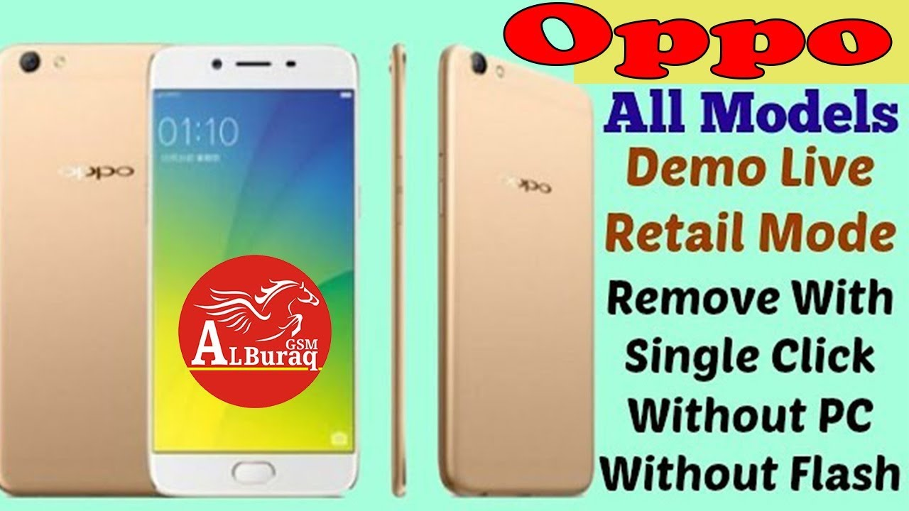 Bypass Oppo Demo Live Only Single Click Remove Done