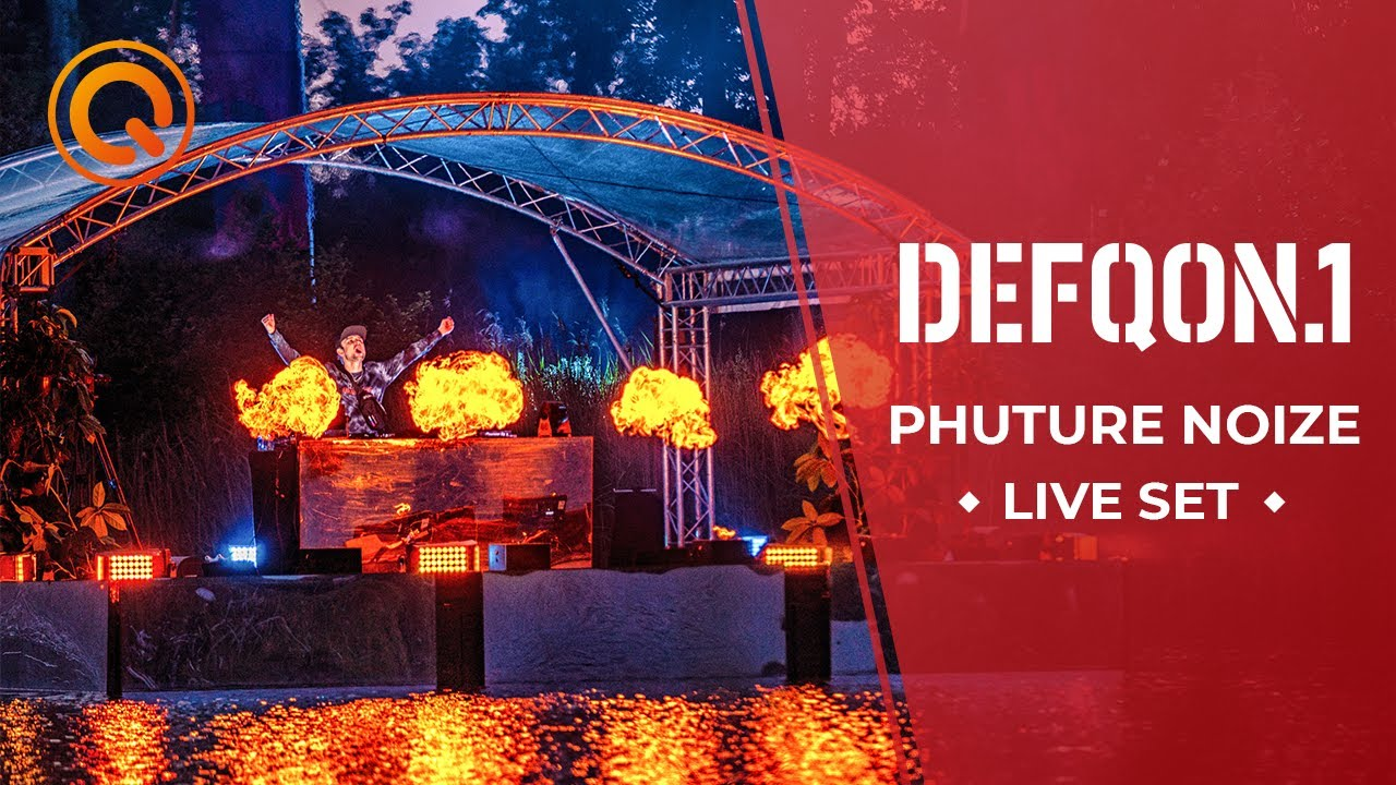 Phuture Noize: Silver Bullet | Defqon.1 at Home 2020
