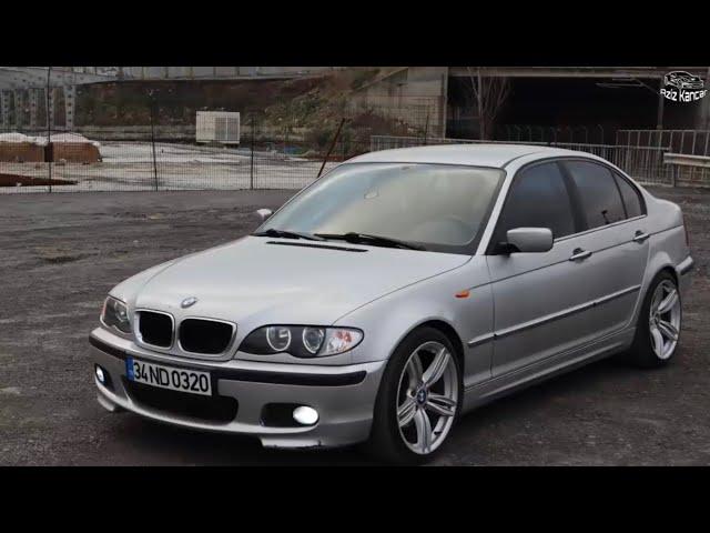 35 BİN TL'YE BMW 3.20D ALMAK ? | BMW 3.20D Test Sürüşü & İnceleme | 350 Bin KM