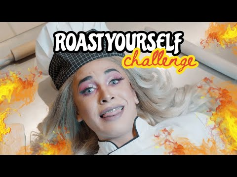 ROAST YOURSELF CHALLENGE - El Tomi