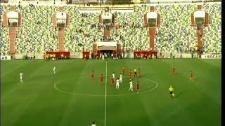 ფეხბურთი. U19 ელიტრაუნდი. ესპანეთი - საქართველო (მეორე ტაიმი)