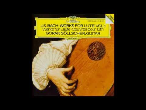J.S. Bach - Fugue In G-Minor, BWV 1000