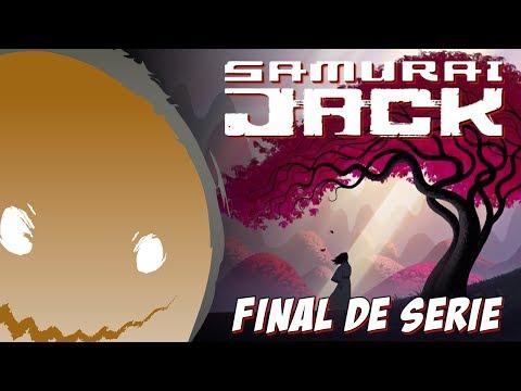[C.H.A.O.S.] Samurai Jack - FINAL DE SERIE | ¿Plagio?