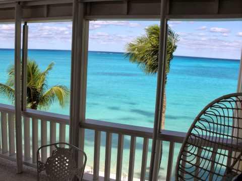 Bahamas georgous waterfront condo for sale - Conchrest Condominimum