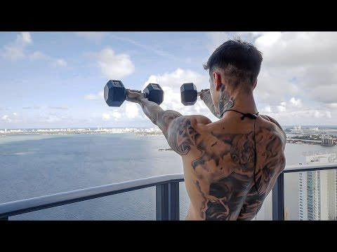 How I Workout Shoulders (Chris Heria)