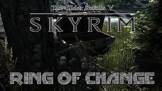 Skyrim - Como mudar a classe sem bugar o char/ Ring of Change [MOD]