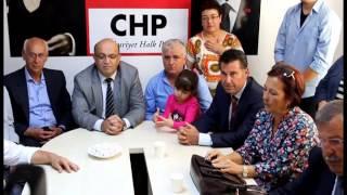 CHP'DE BAYRAMLAŞMA
