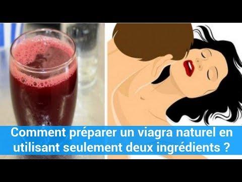 Comment faire sa boisson Viagra maison from YouTube · Duration:  9 minutes 34 seconds