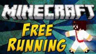 Free Running - Minecraft