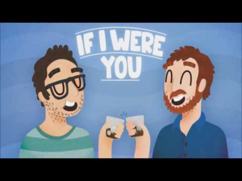If I Were You - Episode 217: Let's Go! (w/Hoodie Allen!) (Jake and Amir Podcast)
