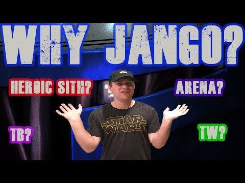 Why Jango? Am I missing Something? Star Wars Galaxy of Heroes | SWGOH