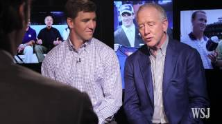 Eli Manning, Archie Manning on Father