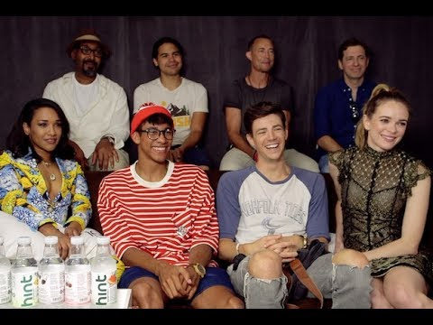 The Flash   ComicCon 2017  TVLine