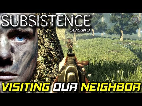 Visiting Our Neighbor | Subsistence Gameplay | S9 EP8