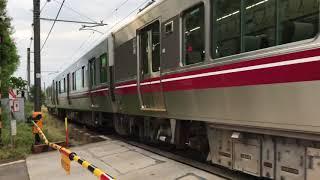 JR七尾線 七尾行き 17:26本津幡駅発車 2021.6.12