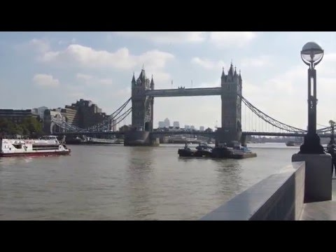 The Thames Path Inner London