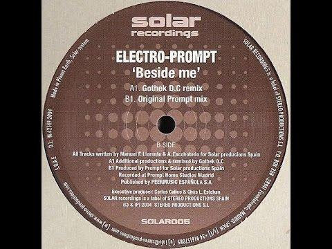 Electro Prompt – Beside Me (Gothek D.C Remix)