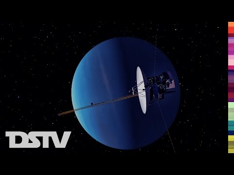 IMAGES FROM NASA'S VOYAGER 2